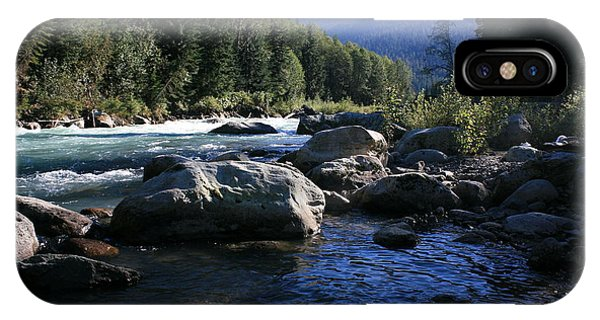 Glacial River Pool IPhone Case