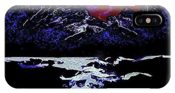 Glacier 2 IPhone Case