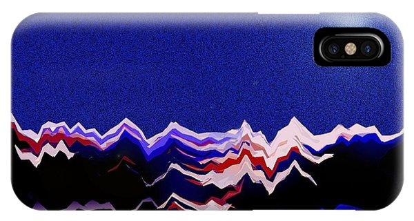 Glacier 3 IPhone Case