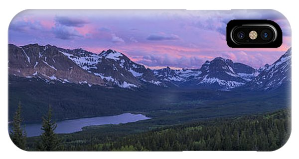 Indian Peaks Wilderness iPhone Case - Glacier Glow by Chad Dutson