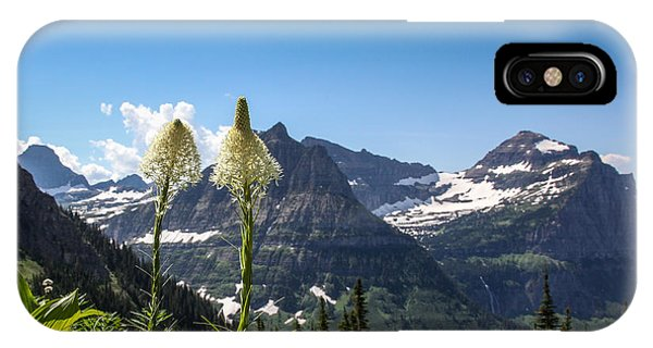 Glacier Grass IPhone Case