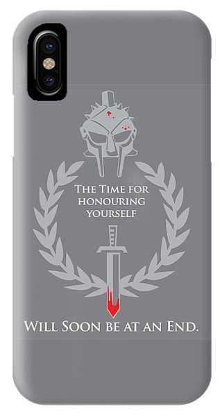 Gladiator IPhone Case