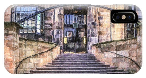 Glasgow School Of Art IPhone Case