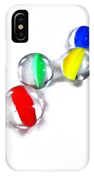 Glass Marbles IPhone Case