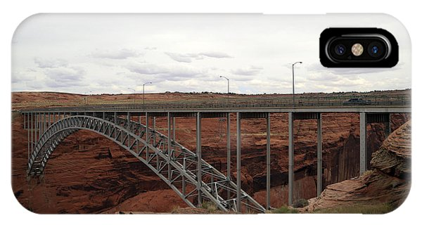 Glen Canyon Bridge IPhone Case