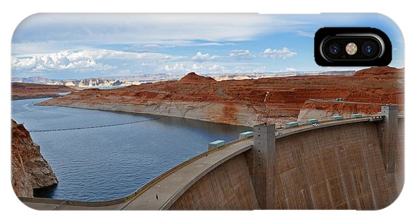 Glen Canyon Dam IPhone Case