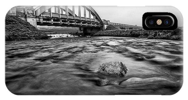 Beautiful Scotland iPhone Case - Glen Coe Bridge by John Farnan
