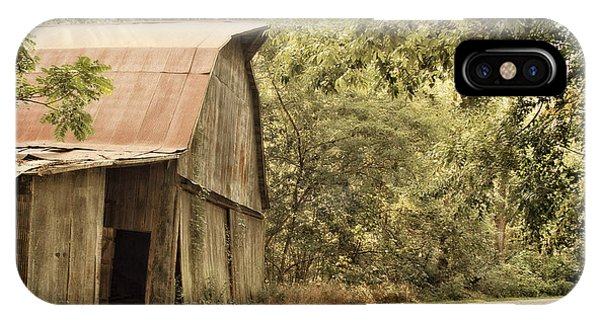 Glendale Barn IPhone Case