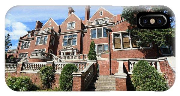 Glensheen Mansion Exterior IPhone Case