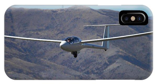 Glider, Warbirds Over Wanaka, Wanaka Phone Case by David Wall