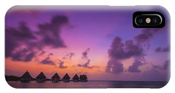 Micronesia iPhone Case - Glimpse Of Heaven by Aaron Bedell