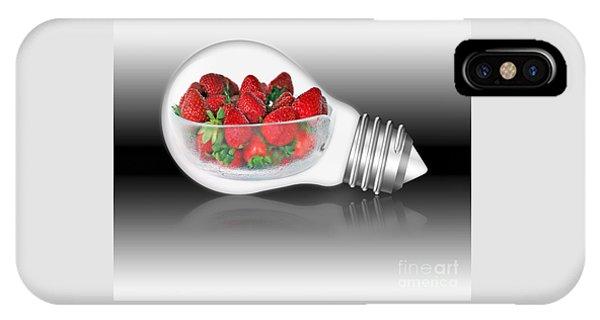 Global Strawberries IPhone Case