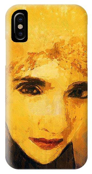 Glorious Crone IPhone Case