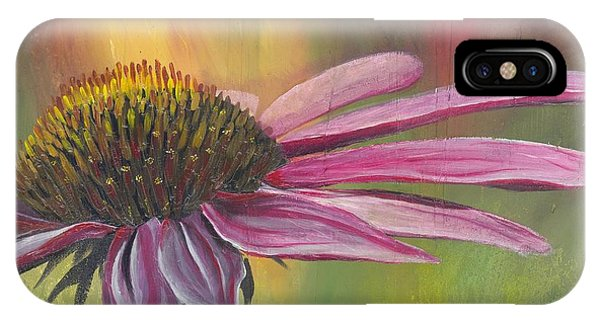'glory In Bloom' IPhone Case