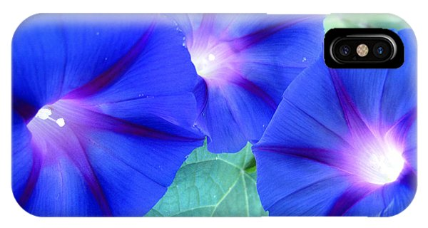 Glory Of The Morning Trio IPhone Case