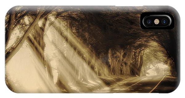 Glory Rays IPhone Case
