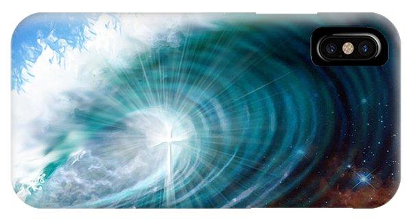 Glory Waves IPhone Case