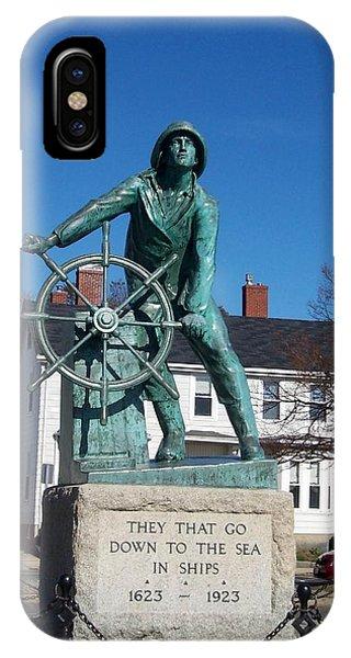 Gloucester Fisherman IPhone Case