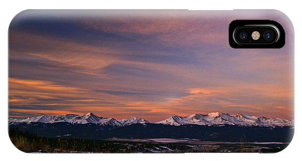 Glow Of Morning IPhone Case
