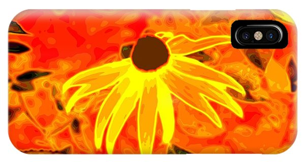 Glowing Embers IPhone Case