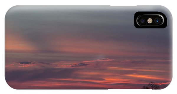 Glowing Plains IPhone Case