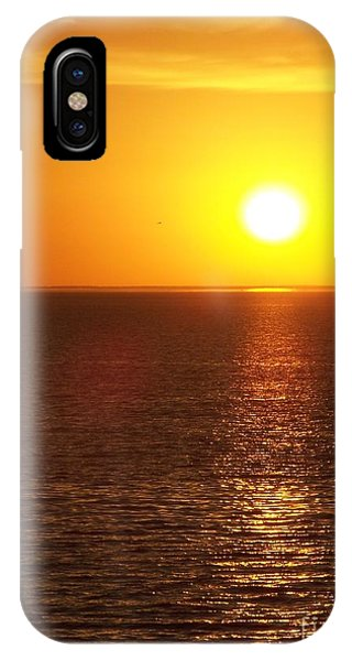 Glowing Sunset IPhone Case