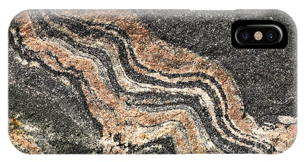 Gneiss Rock  IPhone Case
