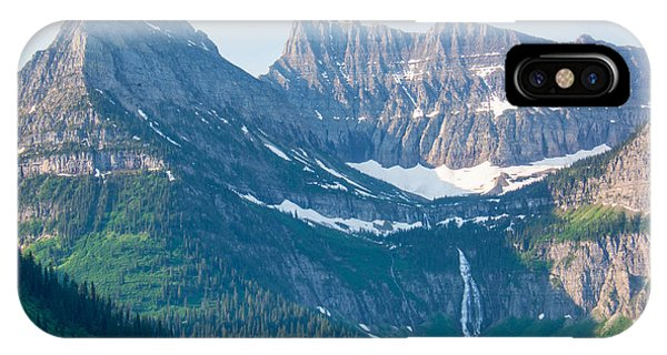 Gnp Birdwoman Falls IPhone Case