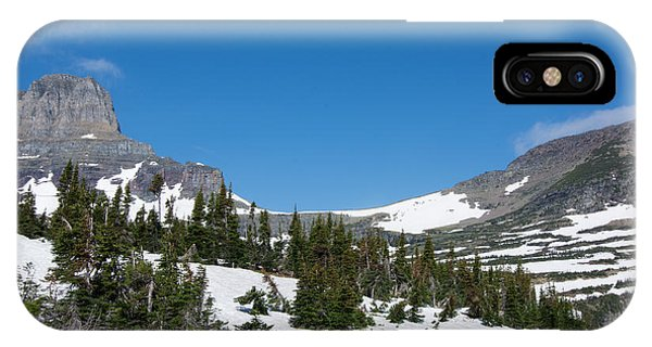 Gnp Continental Divide IPhone Case