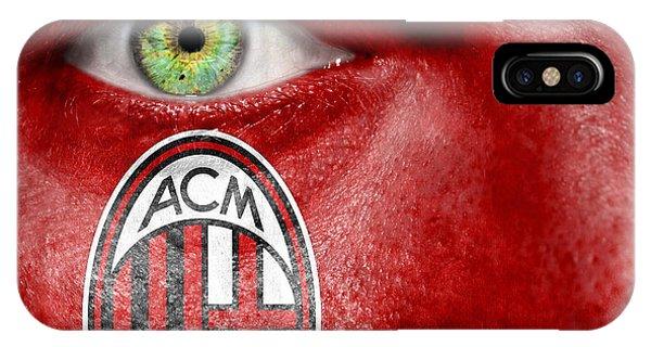 Go Ac Milan IPhone Case