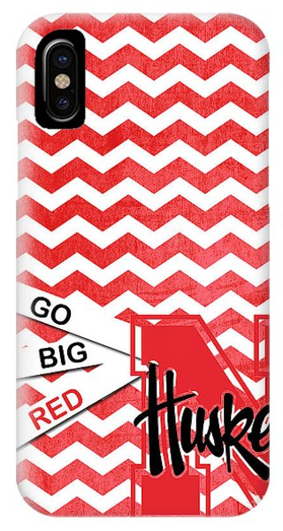 Go Big Red IPhone Case