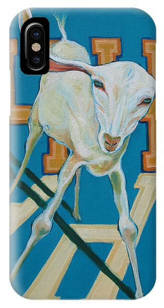 Goat 44 IPhone Case