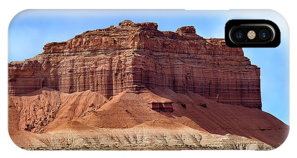 Goblin Valley Pano 2 IPhone Case