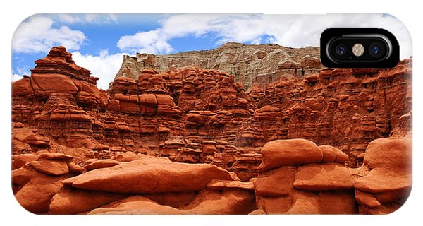 Goblin Valley State Park IPhone Case
