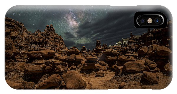 Goblins Realm IPhone Case