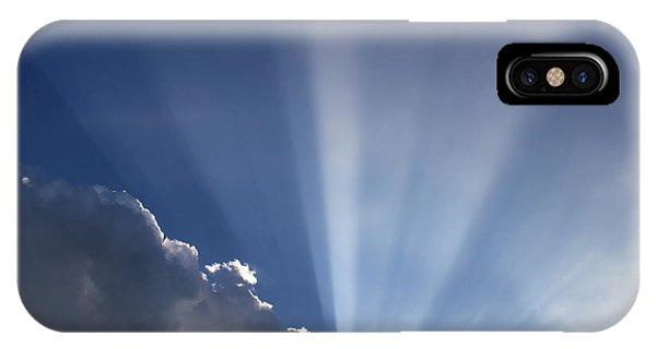 God Rays IPhone Case