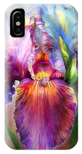 Goddess Of Healing IPhone Case