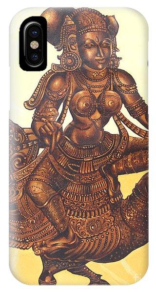 Goddess Of Love IPhone Case