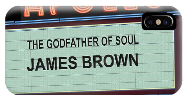 Godfather Of Soul IPhone Case