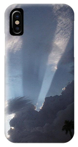 God's Hand IPhone Case