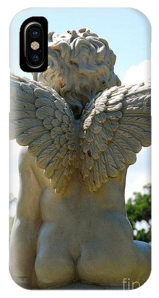 Gods Little Angels IPhone Case