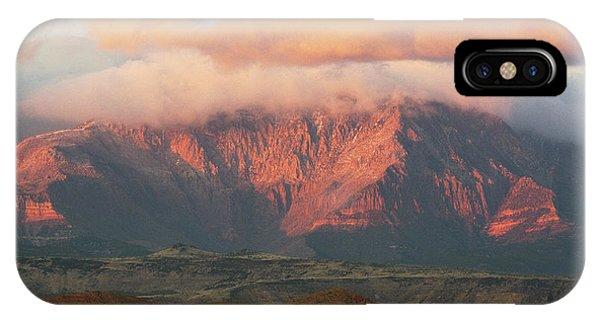 God's Mountain IPhone Case