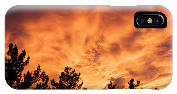 God's Skyfire IPhone Case