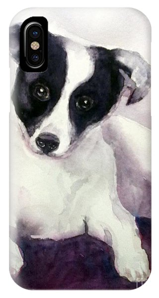 Goggles The Stray Dog IPhone Case