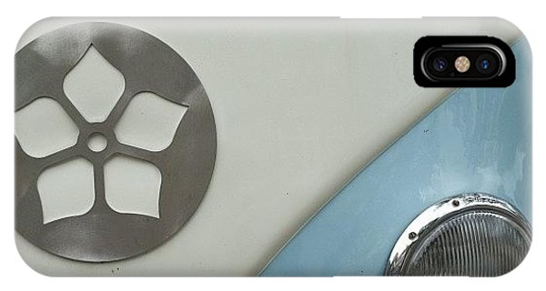Vw Bus iPhone Case - Going #abstract If Only A Little  #vw by Andy Kleinmoedig
