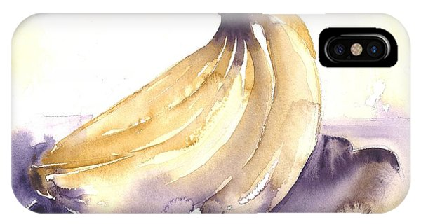 Going Bananas 1 IPhone Case