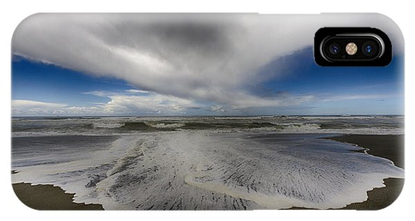 Gold Bluffs Beach 1 IPhone Case