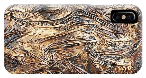 Gold Mining IPhone Case