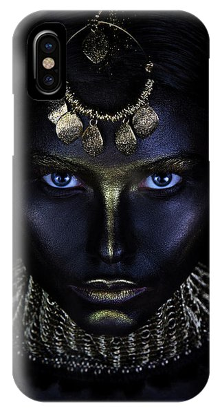 Maya iPhone Case - Gold Of Maya by Ivan Kovalev
