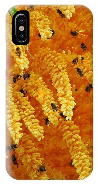 Golden  Buzz IPhone Case
